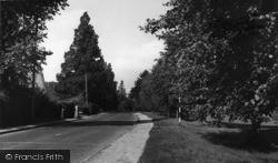 Horsham Road c.1965, Whitemans Green
