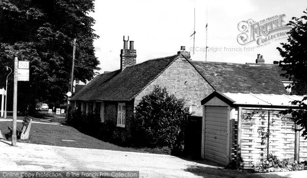 Photo of Whitemans Green, Old Cottages c.1965