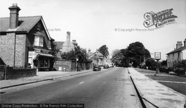 Photo of Whitemans Green, Post Office c.1960