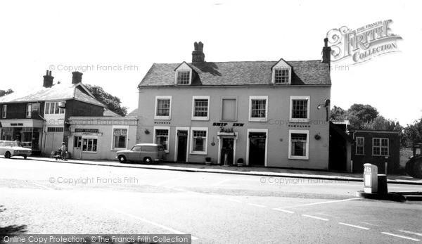 Photo of Whitemans Green, Ship Inn c.1965