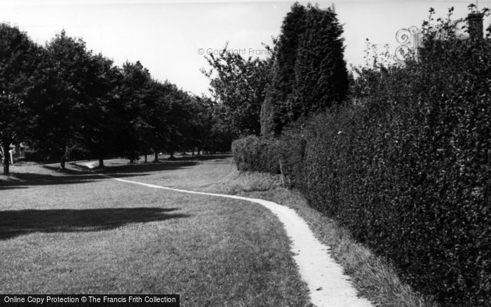 Photo of Whitemans Green, The Green c.1965