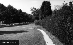 Whitemans Green, The Green c.1965