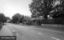 The Village c.1955, Whitemans Green