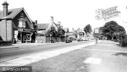 The Village c.1960, Whitemans Green