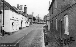 Whiteparish, The Village c.1965