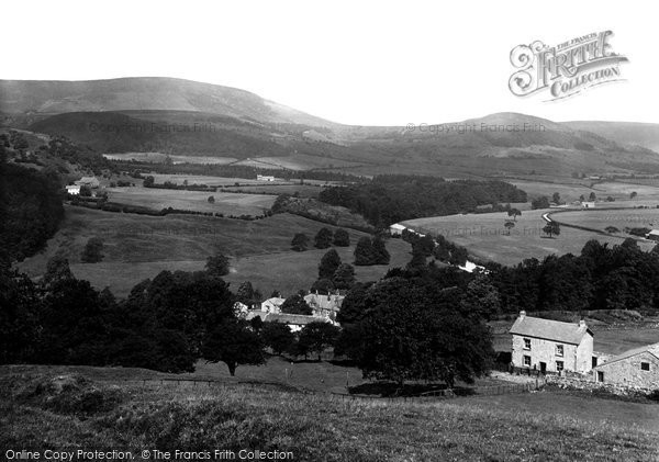 Photo of Whitewell, And Hodder Valley 1921