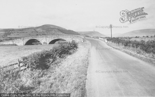 Photo of Whitewell, Burholme Bridge c.1960