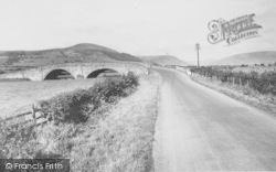 Burholme Bridge c.1960, Whitewell
