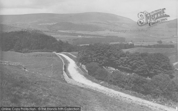 Photo of Whitewell, Clitheroe Road 1921