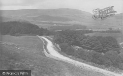 Whitewell, Clitheroe Road 1921