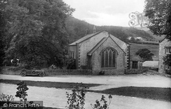 St Michael's Church 1921, Whitewell