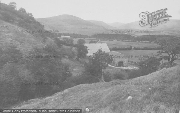 Photo of Whitewell, The Hodder Valley 1921