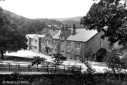 Whitewell, The Hotel 1921