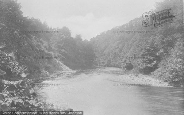 Photo of Whitewell, The River Hodder 1921