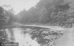 Whitewell, The Stepping Stones 1921