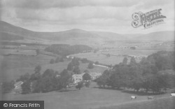 Whitewell, The Village And Valley 1921