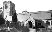Whitford, Church c1935