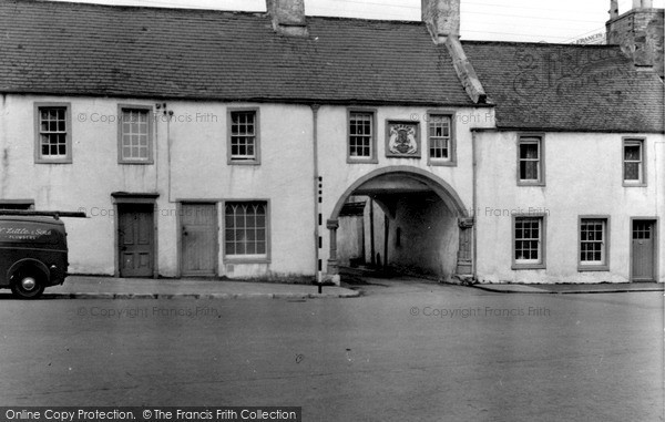 Photo of Whithorn, Gateway To Priory 1958