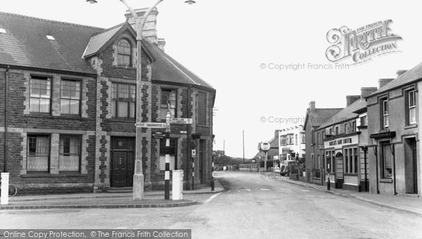 Photo of Whitland, Grosvenor Square c.1955