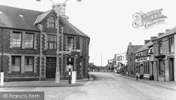 Whitland, Grosvenor Square c.1955