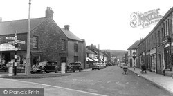 Whitland, St John Street 1954