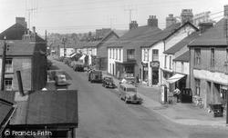 Whitland, St John Street 1956