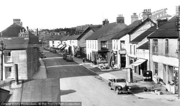 Photo of Whitland, St John Street c.1955