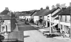 Whitland, St John Street c.1955