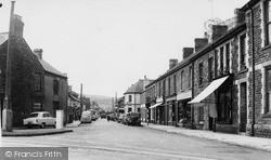 Whitland, St John Street c.1965
