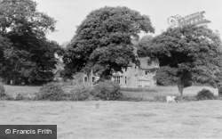 The Abbey c.1955, Whitland