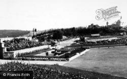 Whitley Bay, Panama Gardens c.1955