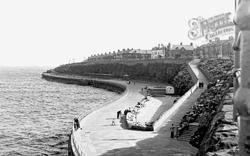 South Lower Promenade c.1955, Whitley Bay