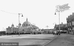 Whitley Bay, Spanish City c.1955
