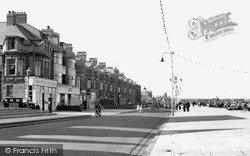 Whitley Bay, The Front c.1955