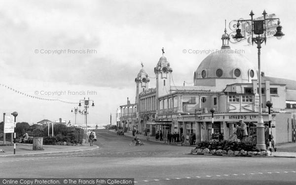 Photo of Whitley Bay, The Pleasure Gardens c.1955