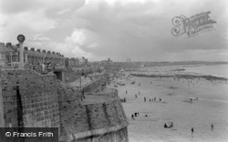 The Sands c.1964, Whitley Bay