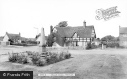Church Green c.1960, Whitnash
