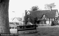 Cottage On Church Green c.1960, Whitnash