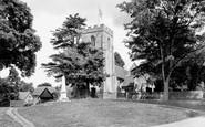 Whitnash, St Margaret's Church 1922