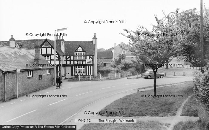 Photo of Whitnash, The Plough c.1960