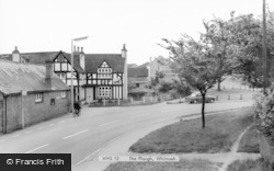 The Plough c.1960, Whitnash