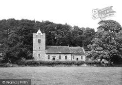 Whitney, The Church c.1950, Whitney-on-Wye