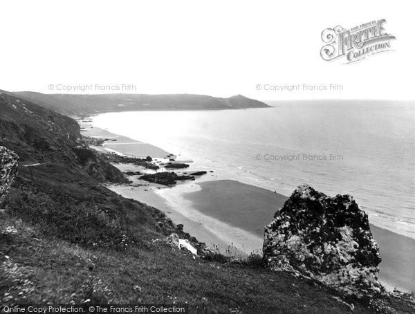 Photo of Whitsand Bay, 1930