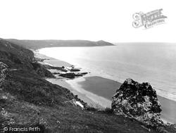 1930, Whitsand Bay