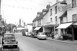 Harbour Street 1962, Whitstable