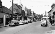 Whitstable, Harbour Street 1962