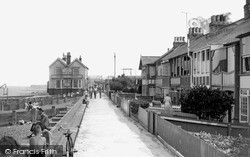 Marine Terrace 1950, Whitstable