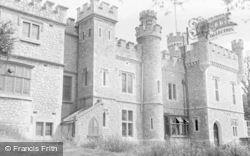 The Castle 1962, Whitstable