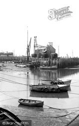The Harbour 1950, Whitstable