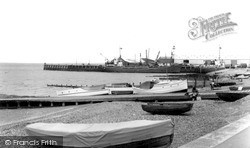 The Harbour 1962, Whitstable